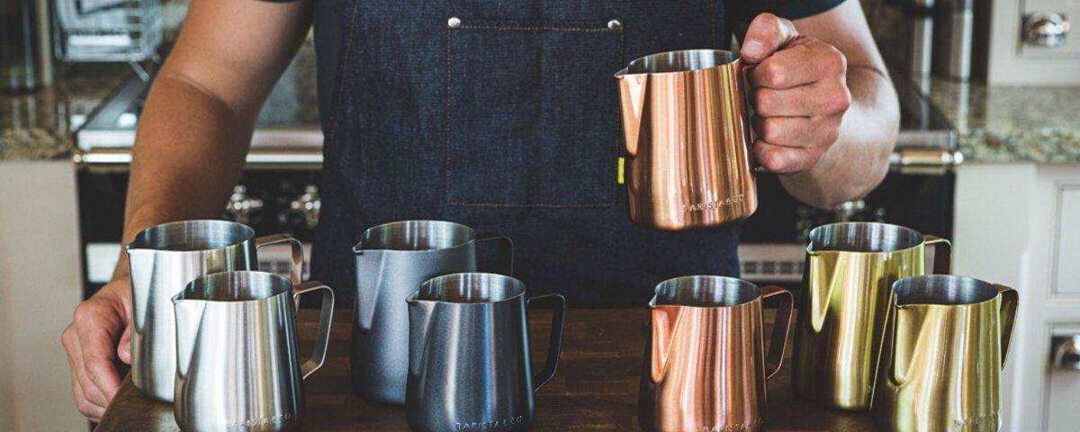 Kaffetillbehör och baristautrustning