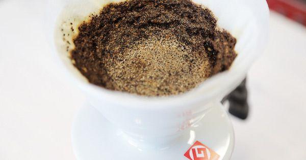 Cremas kaffeguide: Brygg det perfekta kaffet med Hario V60 -filterhållare