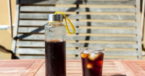 Olika sätt att brygga Cold Brew-kaffe på