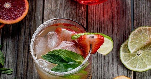 Recept: Sommarens läskande drycker med Monin smaksiraper