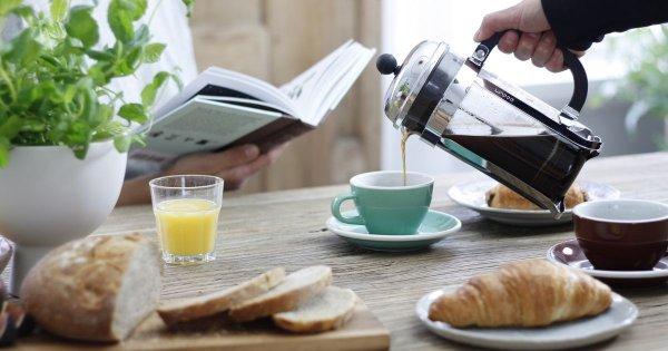 Så här brygger du gott kaffe i en kaffepress