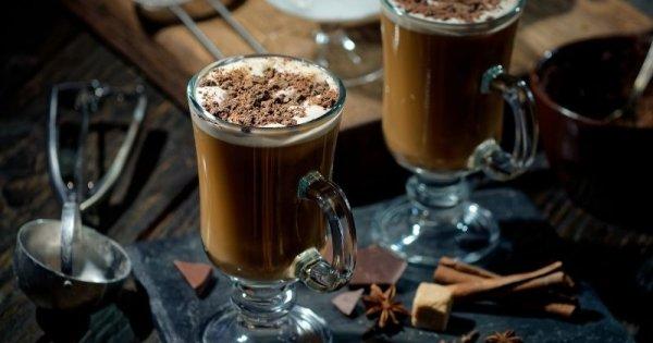 Kaffe Karlsson - Skandinaviens version av Irish Coffee