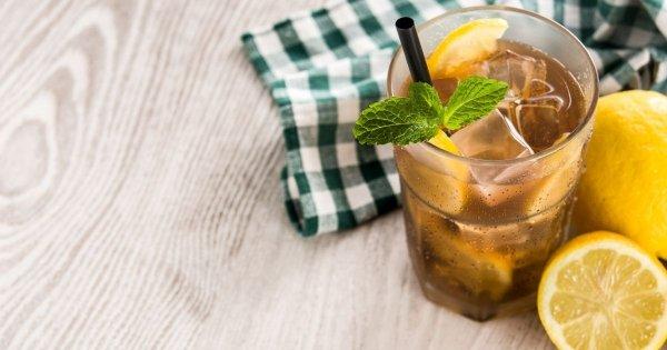 Cold Brew Lemonade
