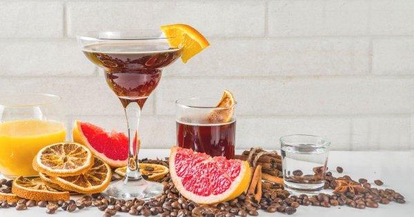 Kanel-apelsin Cold Brew