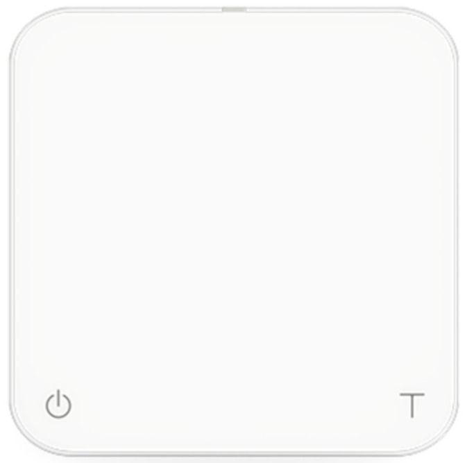 Acaia Pearl 2021 kaffevåg, vit