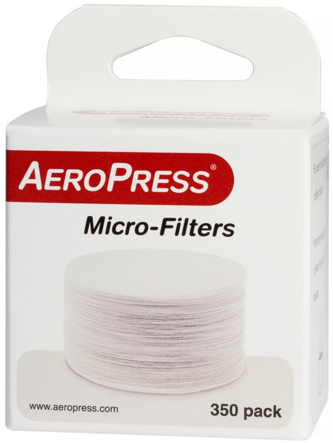 AeroPress Micro-Filters pappersfilter 350 st