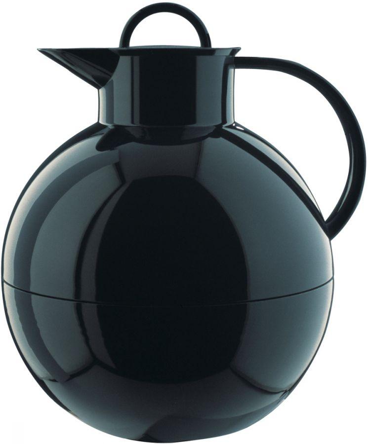 Alfi Kugel termoskanna blank svart 0,94 l