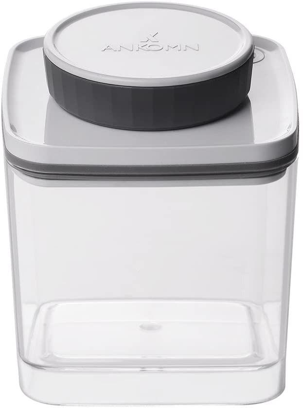 Ankomn Everlock Turn&Lock Airtight Food Storage Container 0,6 l, transparent