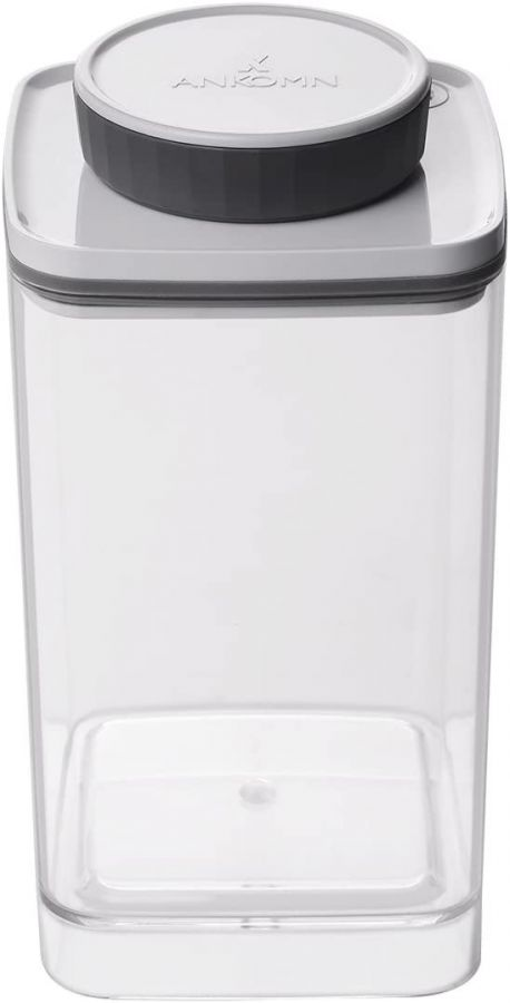 Ankomn Turn-N-Seal Vacuum Storage Canister 1,2 l, transparent