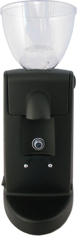 Ascaso i-Mini espressokvarn svart aluminium