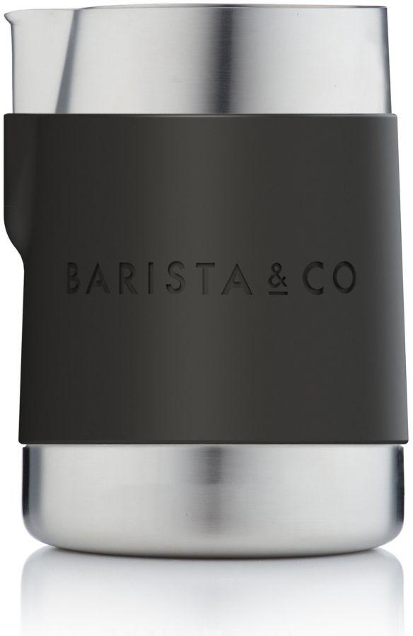 Barista & Co Shorty Professional mjölkskumningskanna 600 ml, stål
