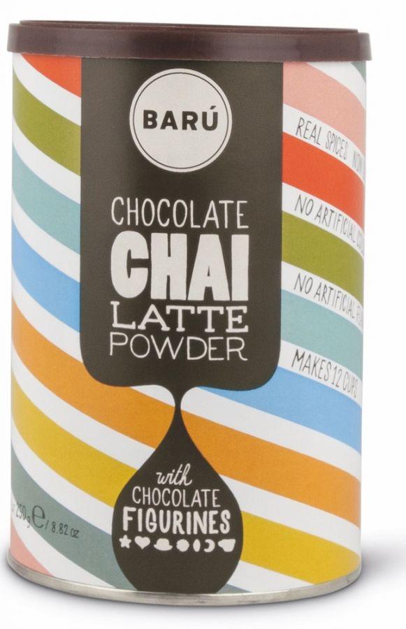Barú Chocolate Chai Latte dryckespulver 250 g