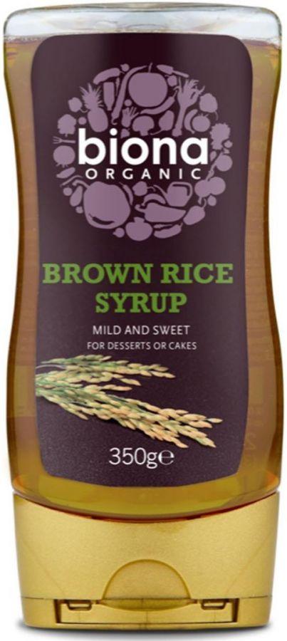 Biona Organic Ris-sirap 350 g