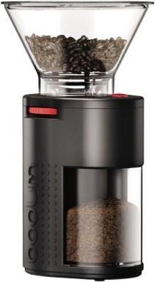 Bodum Bistro Electric Burr kaffekvarn svart