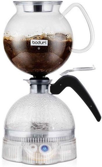 Bodum ePebo elektrisk vakuumkaffebryggare