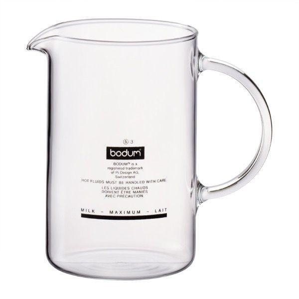 Bodum reservglas till Latteo mjölkskummare 0,25 l