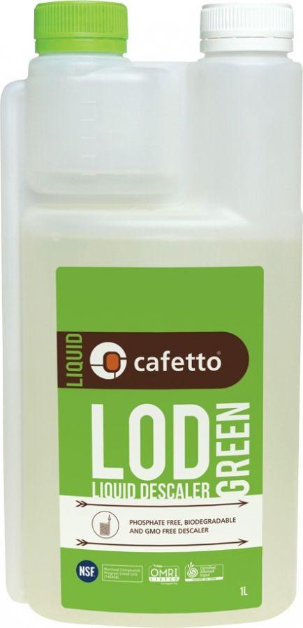 Cafetto Lod Green ekologisk avkalkningsvätska för professionella maskiner 1 l