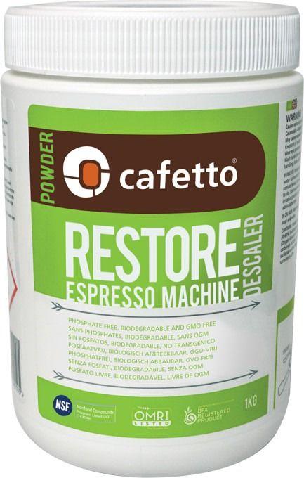 Cafetto Restore ekologiskt avkalkningsmedel 1 kg