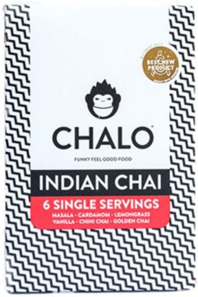 Chalo Chai Latte Discovery Box, 6 portionspåsar