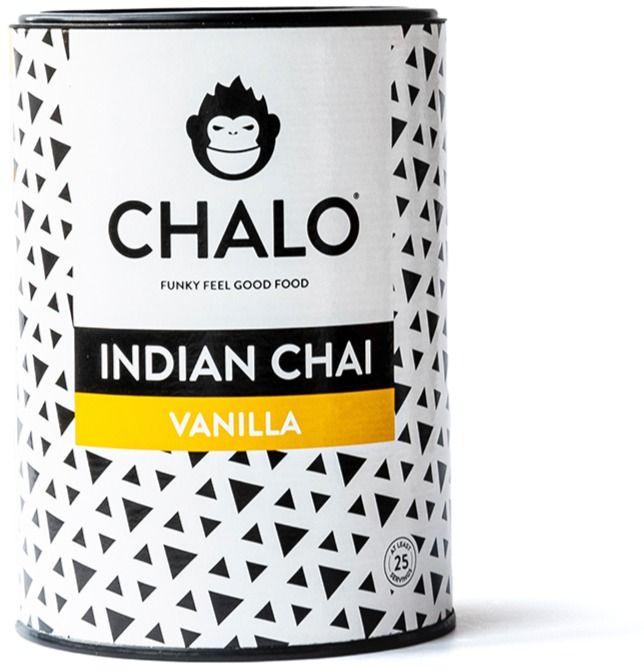 Chalo Vanilla Chai Latte dryckespulver 300 g