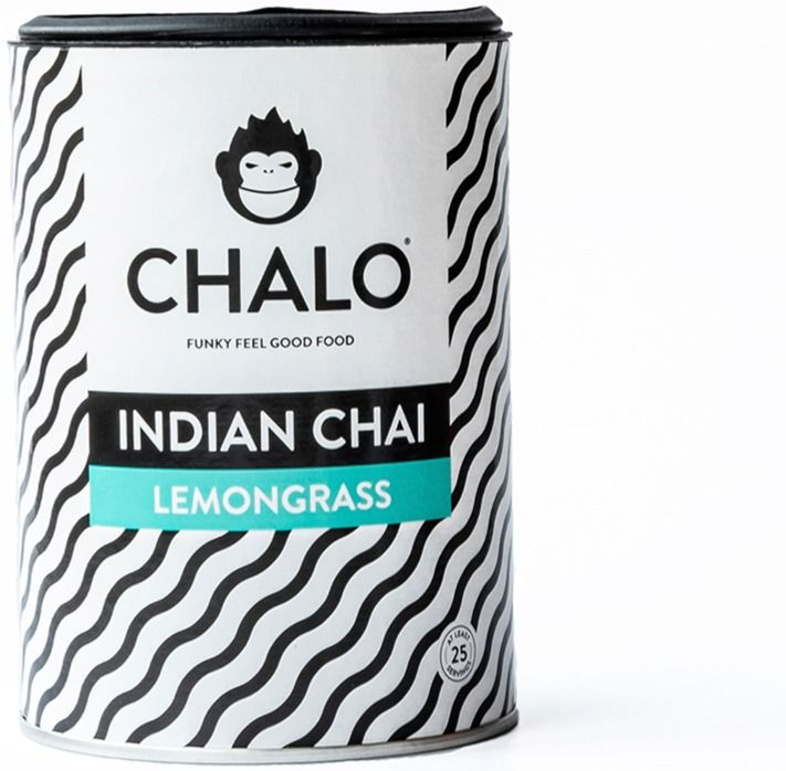 Chalo Lemongrass Chai Latte dryckespulver 300 g