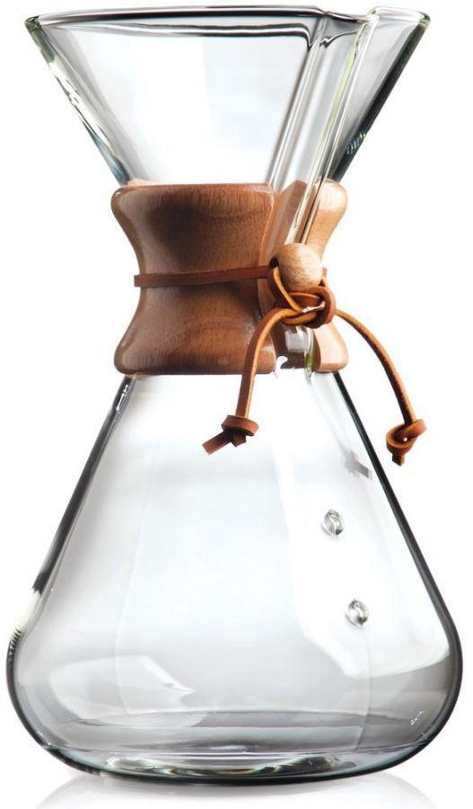 Chemex CM-4 kaffebryggare munblåst 13 koppar