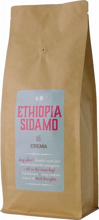 Crema Ethiopia Sidamo 1 kg