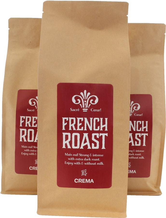 Crema French Roast 2,7 kg