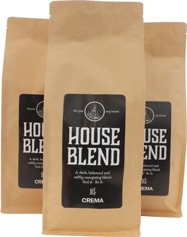Crema House Blend 3 kg