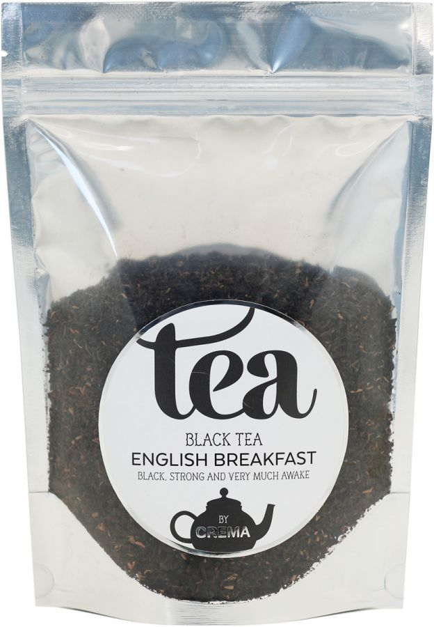 Crema Black Tea English Breakfast 150 g