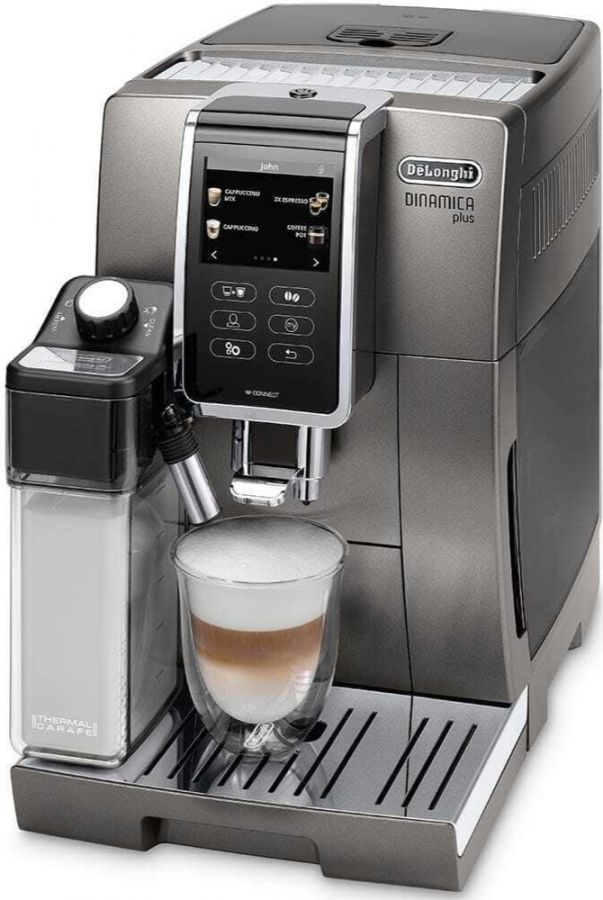 DeLonghi ECAM 370.95.T Dinamica Plus kaffeautomat