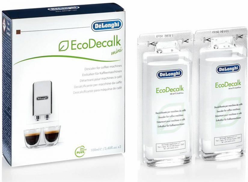 DeLonghi Ecodecalk avkalkningsmedel 2 x 100 ml