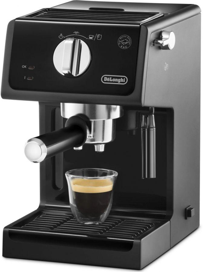 DeLonghi ECP31.21 espressomaskin, svart