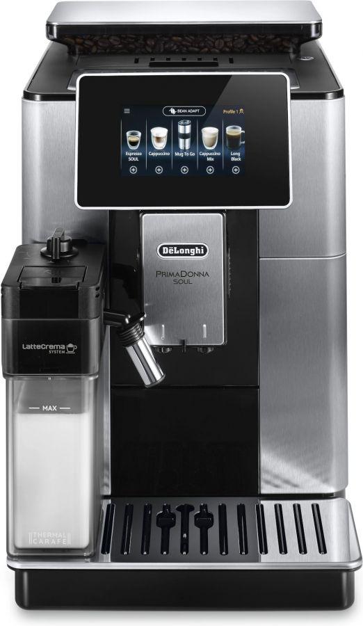 DeLonghi ECAM610.75.MB PrimaDonna Soul kaffeautomat