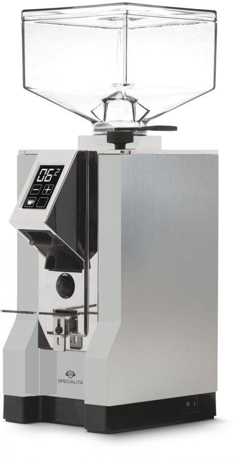 Eureka Mignon Specialità 16CR espressokaffekvarn, polerad silver