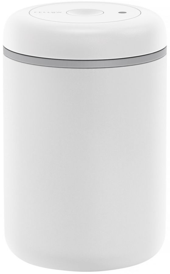 Fellow Atmos Vacuum Canister 1200 ml, mattvit stål