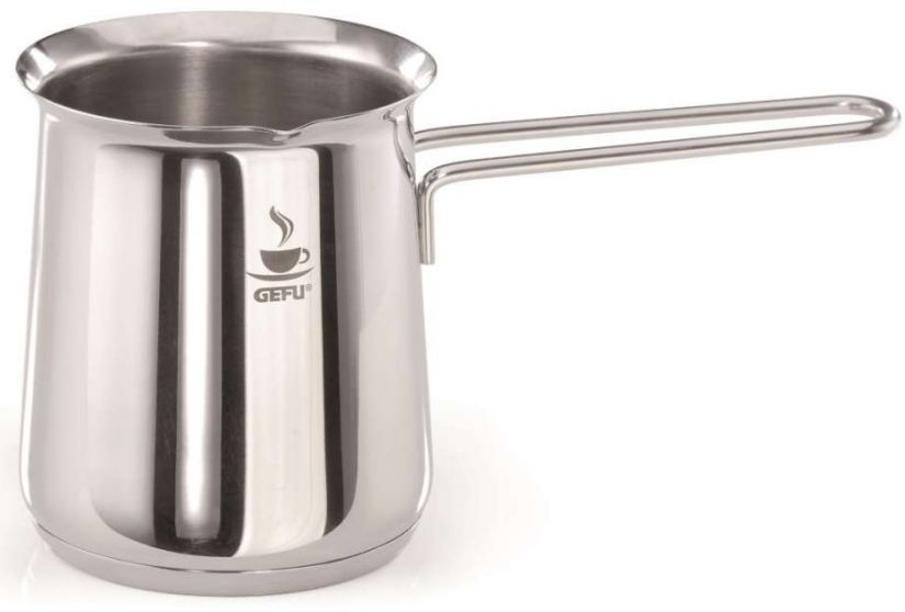 Gefu Claudio mjölkkanna i stål 600 ml