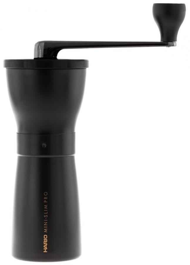 Hario Mini Slim PRO kaffekvarn, svart