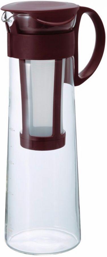 Hario Mizudashi Coffee Pot cold brew kanna 1 l, brun