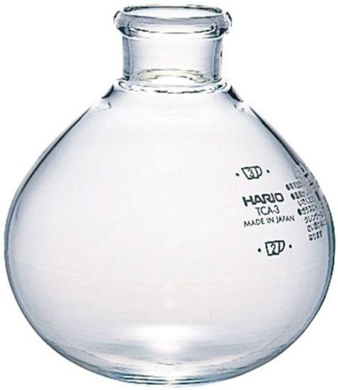 Hario nedre reservglas för TCA-3 Syphon vakuumkaffebryggare