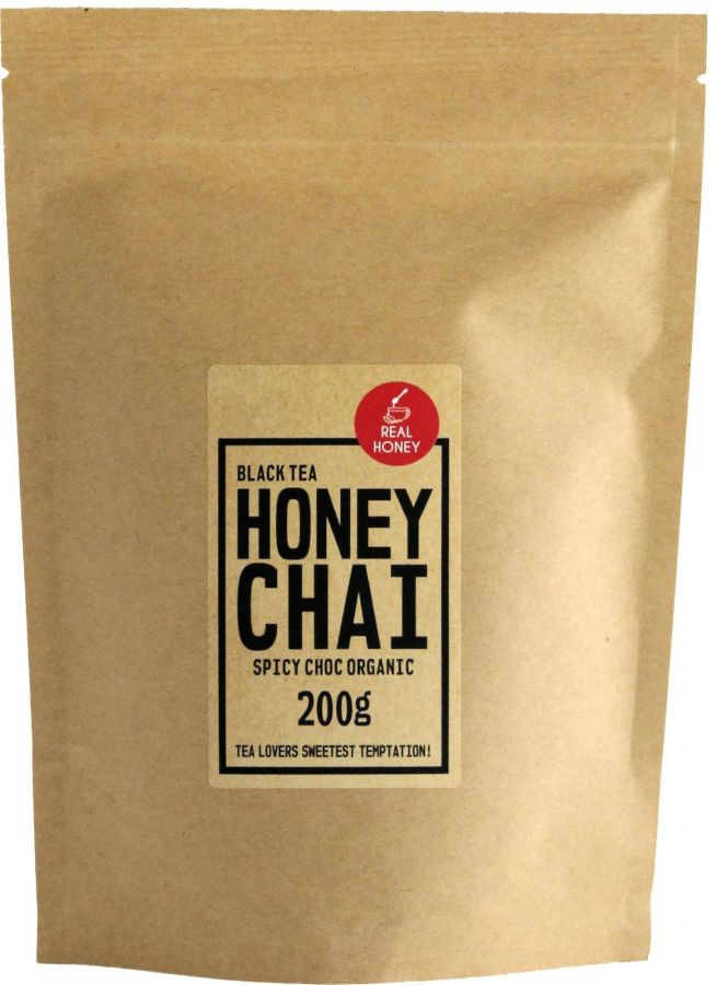Honey Chai Spicy Choc Organic 200 g