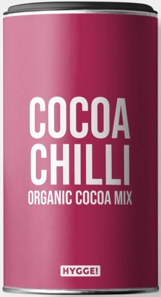 Hygge Organic Cocoa Chilli chokladdryckspulver  250 g