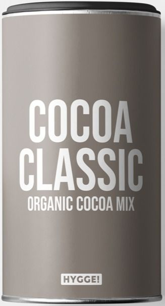 Hygge Organic Cocoa Classic chokladdryckspulver 250 g