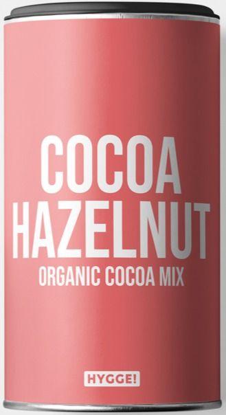 Hygge Organic Cocoa Hazelnut chokladdryckspulver 250 g