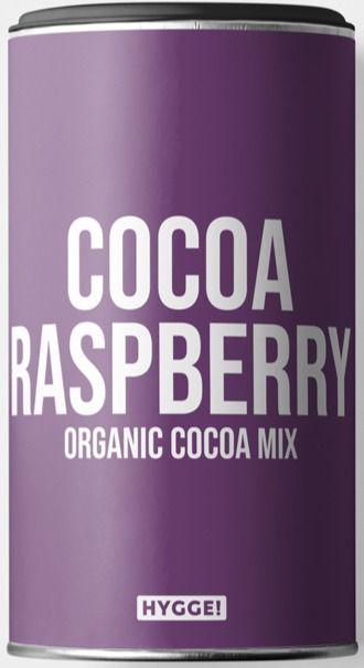 Hygge Organic Cocoa Raspberry chokladdryckspulver 250 g