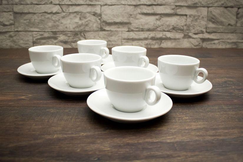 IPA Alba espressokopp, 6 st