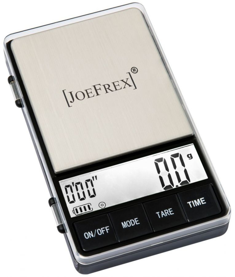 JoeFrex Digital Coffee Scale with Timer precisionsvåg med timer