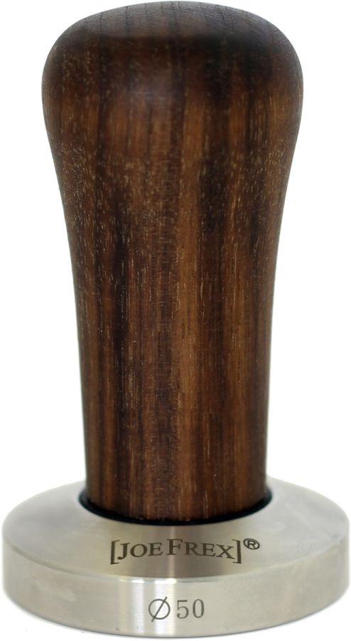 JoeFrex tamper 50 mm med trähandtag