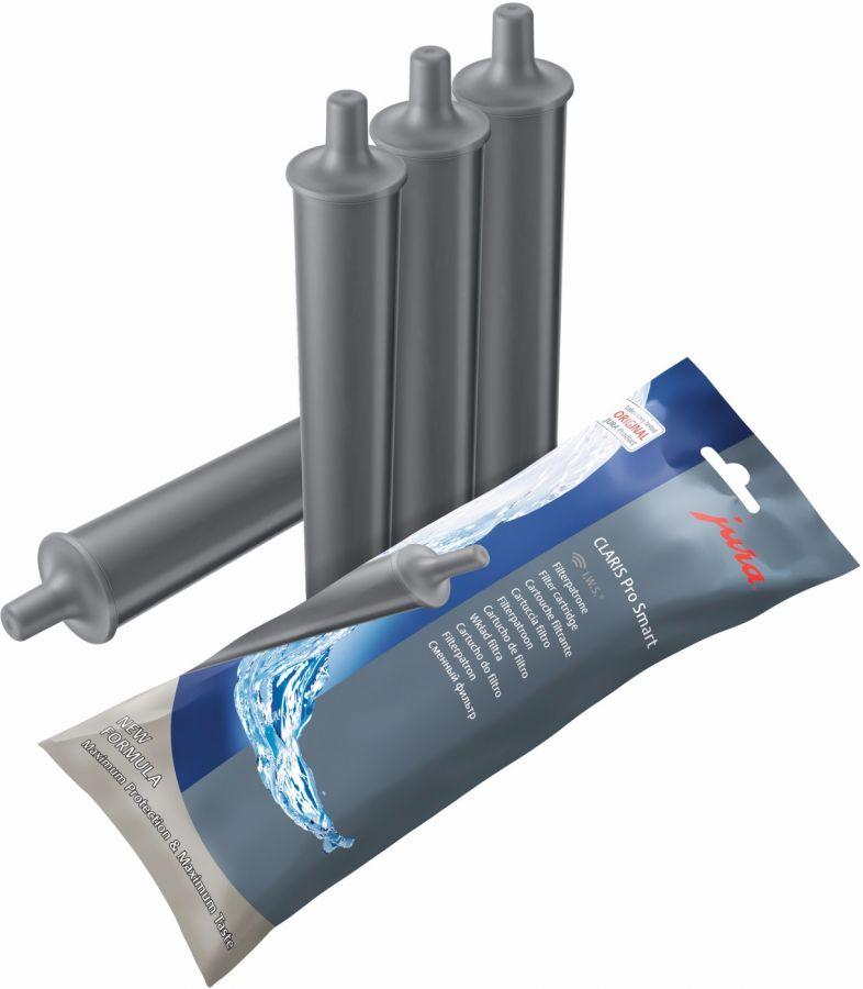 Jura Claris Pro Smart vattenfilter 4-pack