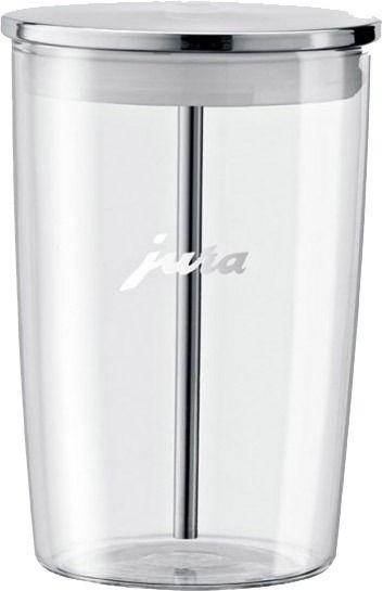 Jura mjölkbehållare i glas
